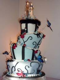 tim burton wedding cakes design 5 wedding cake cake ideas by