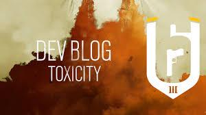 siege orange dev toxicity rainbow six siege updates