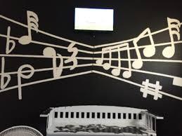 music wall mural music themed kid s room pinterest music music wall mural