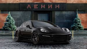 porsche gtr 3 topcar restyles panamera turbo s with crocodile leather and real gold