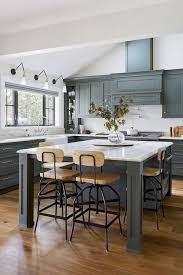 do gray walls go with brown cabinets 15 best green kitchens ideas for green kitchen design