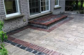 Patio Stone Designs by Transform Types Of Patio Stone On Classic Home Interior Design