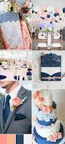 the top 8 peach wedding colors combinations trends for 2017