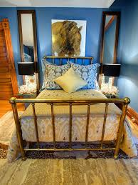 brass bed houzz