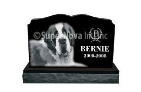 pet memorials supernova international inc granite pet memorials