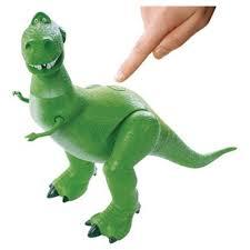 buy toy story roarin u0027 rex electronic figure action