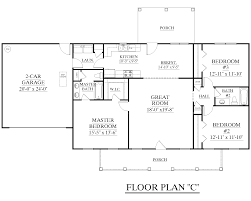 split bedroom floor plan corglife