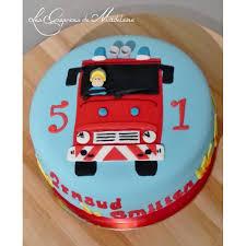 gâteau sam le pompier gâteau de fête pinterest sam le