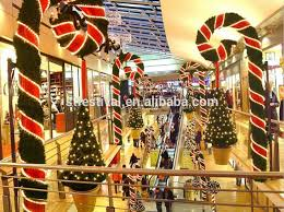 Large Christmas Decorations For Shops by Christmas Decorations Inside The Times Square Mall
