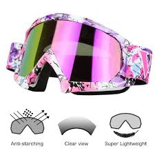 polarized motocross goggles amazon com motorcycle goggles dirt bike atv motocross mx goggles