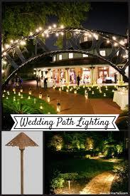 wedding lighting ideas outdoor wedding lighting guide for a shabby chic affair