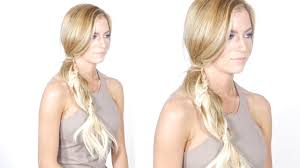 layer hair with ponytail at crown messy twist ponytail hidden crown youtube