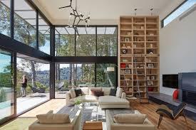 stunning hillside home is like a huge modern treehouse curbed stunning hillside home is like a huge modern treehouse