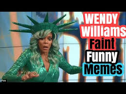 Wendy Meme - wendy williams faint reaction memes wendys williams collapse
