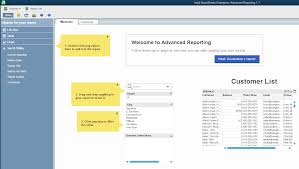what quickbooks advanced reporting can do for you accountex report