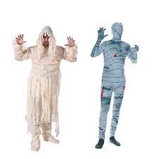 Ghost Costumes Halloween Aliexpress Buy Men U0027s Halloween Mummy Zombie Costume Party