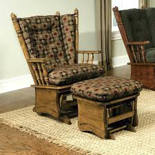 Glider Recliner With Ottoman For Nursery Reclining Glider Rocker Ottoman Set Jessicastable Co
