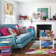 Best  Funky Living Rooms Ideas On Pinterest Eclectic Spot - Colorful living room