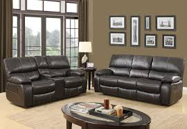 Leather Recliner Sofa And Loveseat Living Rooms Living Room Sets Motion Living Room Sets The