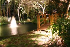 Outdoor Water Features With Lights by Water Feature Lighting Expert Outdoor Lighting Advice