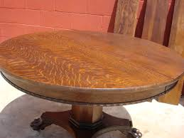 antique round dining table round dining table with leaves freedom to