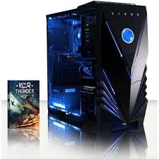ordinateur de bureau gaming vibox precision 6 pc gamer amd 4 gt 710 gaming