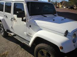 jeep wrangler white 4 door 2016 denison car dealer sherman tx u0026 denison used cars fred pilkilton