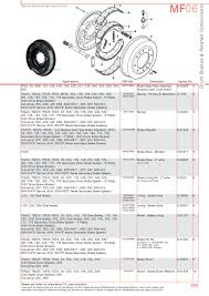 massey ferguson brakes page 265 sparex parts lists u0026 diagrams