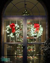 catchy collections of lighted window decorations