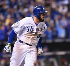 hosmer sacrifice fly in 14th lifts royals to ws game 1 win