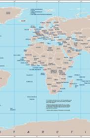africa map atlas map of africa map africa atlas