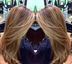 layered highlighted hair styles 30 best long haircuts with layers long hairstyles 2016 2017