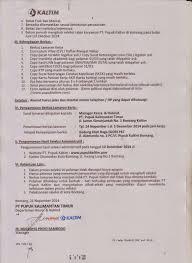 lowongan kerja desember 2014 terbaru kerja terbaru pt pupuk kaltim bontang november 2014 www