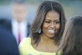 does michelle wear a wig beauty crush wednesday first lady michelle obama fashion bomb