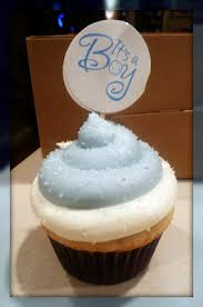 hello cupcake it u0027s a boy baby shower cupcakes