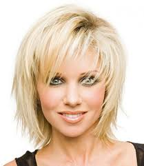 shag haircuts showing back of head shag hairstyles for fine hair new haircuts to try for 2018