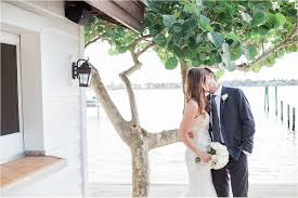 coastal backyard wedding sewall u0027s point florida