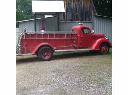 Antique Ford Truck Models - classic ford fire truck for sale on classiccars com 6 available