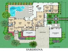Six Bedroom House Plans 5 Bedroom Beach Bungalow House Plans Luxihome