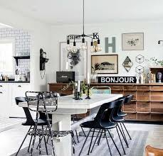Lighting For Dining Rooms by Best 25 Industrial Dining Rooms Ideas Only On Pinterest