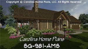 small craftsman bungalow house plan chp sg 979 ams sq ft small craftsman cottage house plan chp sg 981 ams sq ft