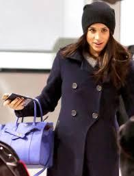 meghan markle toronto address prince harry escorts meghan markle to london airport