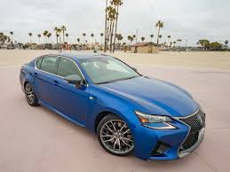 lexus blue color code 2017 lexus gs f quick take kelley blue book