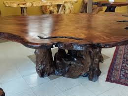 Redwood Dining Table Burl Wood Dining Conference Tables Burl Wood Gallery