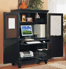 furniture computer armoire black computer armoire functional computer armoire gallery