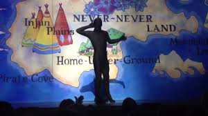 Peter Pan S Home by Peter Pans Shadow The Towngate Theatre Basildon Youtube