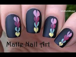 Diy Easy Halloween Drag Marble Nails Design Cute Dry Nail Art by Matte Black Nail Art Tutorial In Today U0027s Nail Art Video I Share A