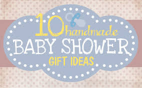 baby shower gift ideas for boys ideas for baby shower gifts for a boy 10 handmade baby shower gift