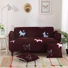 sofa hussen stretch trojanisches pferd universal stretch möbel abdeckungen für