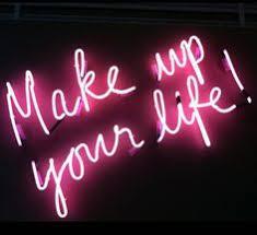 Nuit Blanche illuminée Neon Sign ⭐ Pinterest